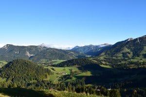 Gipfelstürmer im Tannheimer Tal