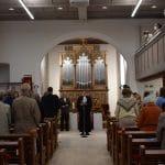 Einweihung unserer Ägidiuskirche